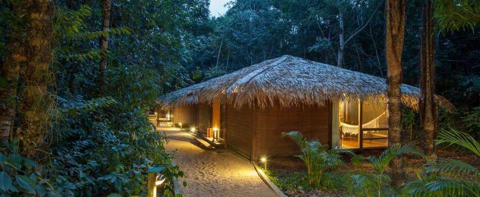 Amazonie lodge