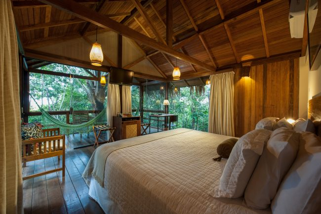 ANAVILHANAS JUNGLE LODGE – AMAZONIE