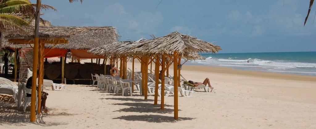 little seaside resort of Pipa