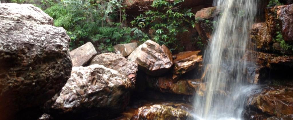 cascade chapada