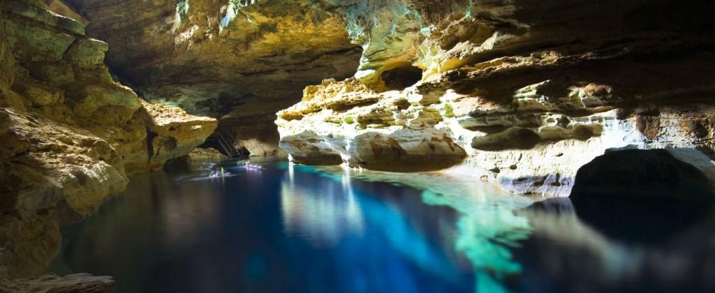 Grotte chapada diamantina