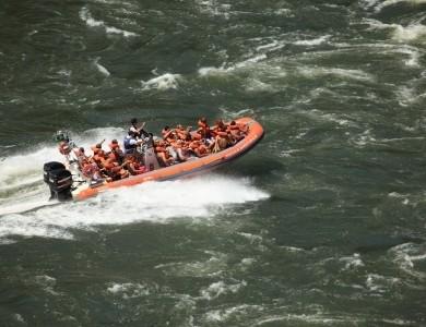 Iguaçu aventure Macuco excursion