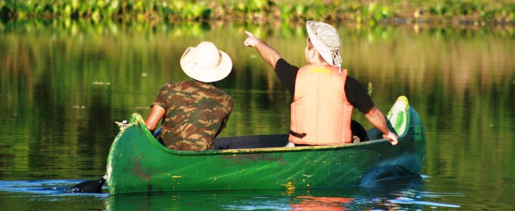 Excursion découverte dans le Pantanal