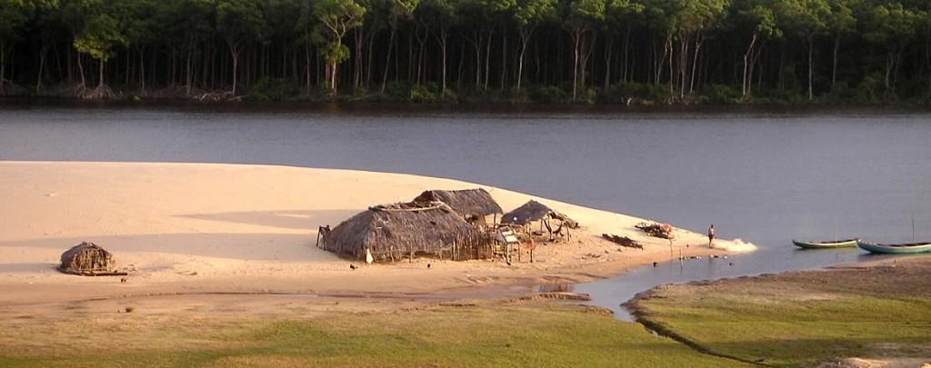 Northeast region beach