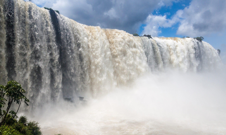 chutes d'Iguaçu Brésiliennes