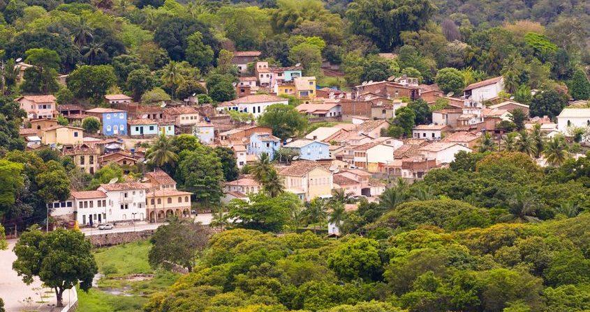 city of Lençois chapada diamantina