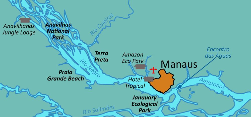 anavilhanas jungle lodge map