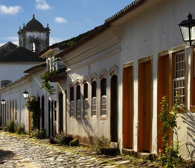 Architecture coloniale Paraty
