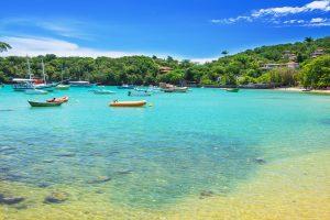 eaux turquoises de Buzios