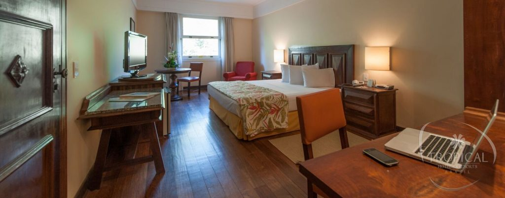Chambre luxe Hotel Tropical Manaus
