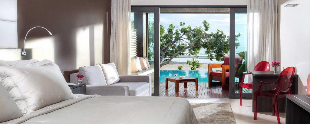 Chambre vue piscine Hotel Essenza Jericoacoara