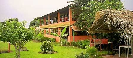 Extérieur Fazenda Sanjo Ile de Marajo