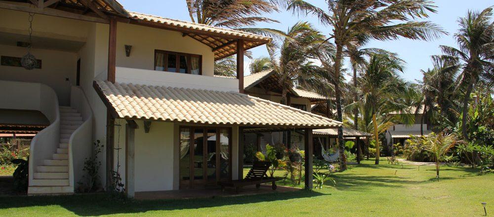 Bungalow superior Vila Vagalume Guajiru