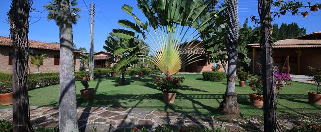 jardin Porto Preguiças resort Barreirinhas