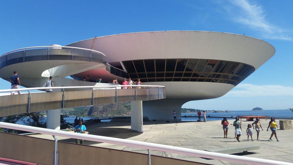 musée Niemeyer Niteroi