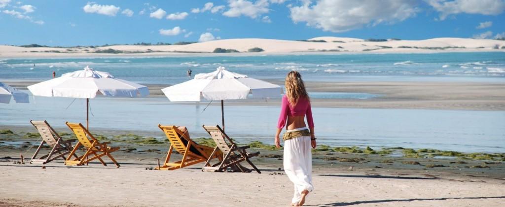 beach of jericoacoara